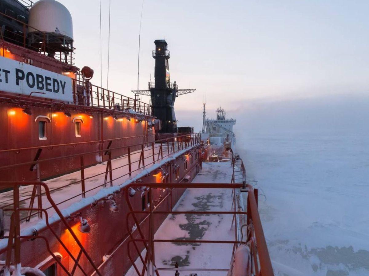 Nuclear Icebreaker – Hydromat Valve