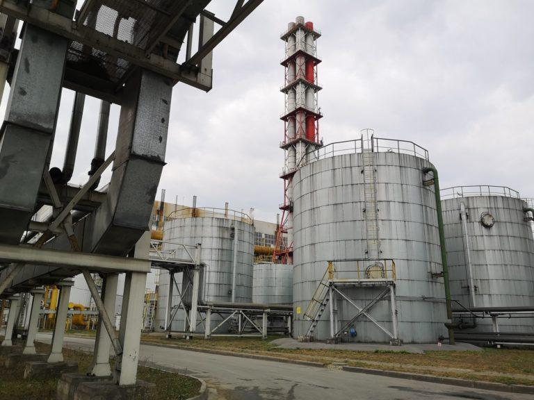 Steel factory in lipesk hydromat